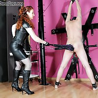 Rip It Up  -  Lady Renee / Whipping / CP / Leather Fetish