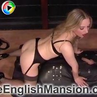 The English Mansion - The ONLY Genuine UK Femdom site on the Web with FULL SEX (on men)