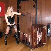 Caged For Use