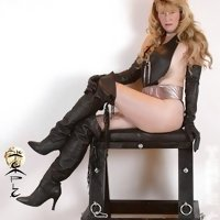 Blonde Goddess - Worship My body slave!