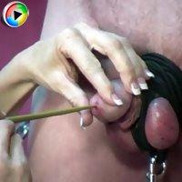 Slave suffering hard Cbt