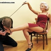 Strict obedience is the only way to indulge the displeased boss