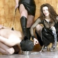 At REAL DOMINANCE you will find real Mistresses, real torture and real pain!