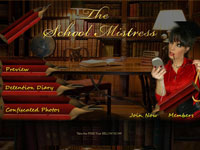 The School Mistress